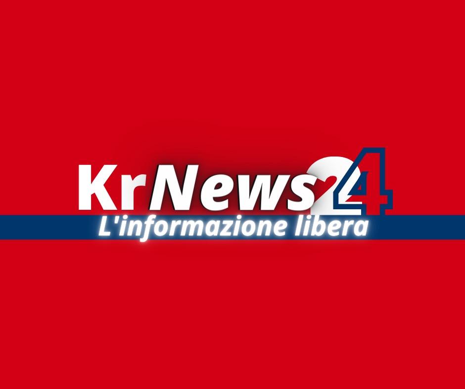 Kr news 24 Crotone notizia calabria