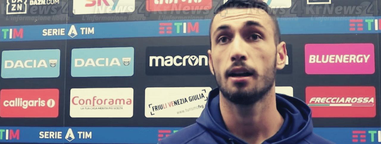 video intervista cuomo fc crotone kr news 24 notizie crotone calabria